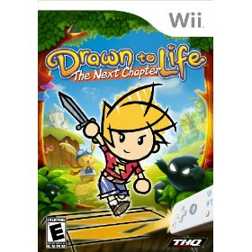 Drawn to life wii
