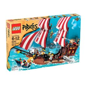 Lego pirate ship