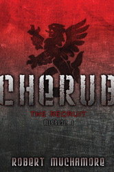 Cherub the recruit book 1 hard cover