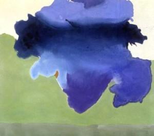 18. Helen Frankenthaler