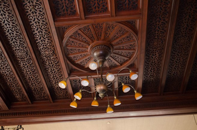 Light fixture. Mohonk.