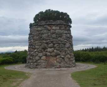 Memorial at Culloden